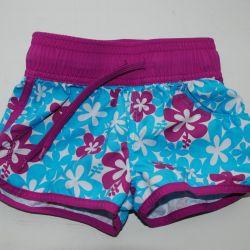 Pantaloni scurți sport r. 98-104