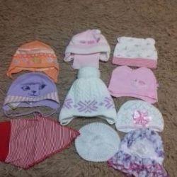 Pălării pentru fata rr diferite