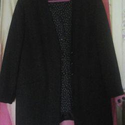 For elegant women (jacket & blouse)