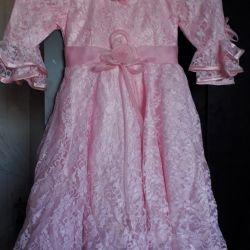 Παιδικό φόρεμα για 3-4 χρόνια.