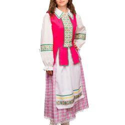 Beyaz Rusya kostümü (kiralık)