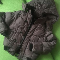 Winter jacket height 120cm