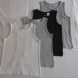 Mike children's set of 4 T-shirts for school children