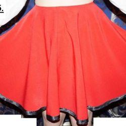 Κούμπωμα φούστα μεγέθους 42-44