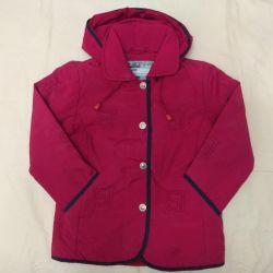 Jacket - Spring-Autumn Windbreaker on Fleece