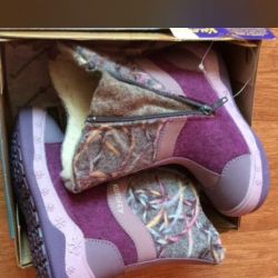 New boots kotofey 26