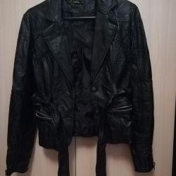 Ceket deri ceket