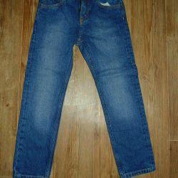 Erkek çocuk kot pantolon 110 cm