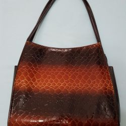 Leather bag new
