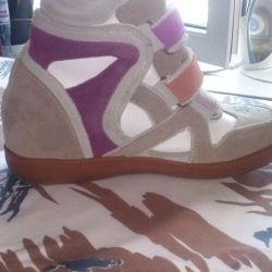 Παπούτσια πάνινα παπούτσια 38