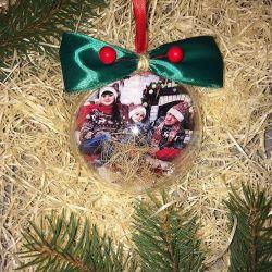 Noel topları dekorasyon