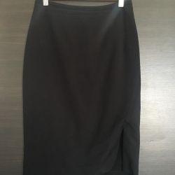 Μαύρη φούστα Oasis