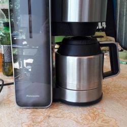 Drip coffee maker Panasonic NC-ZF1HTQ
