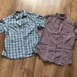 Summer shirts (price for both)
