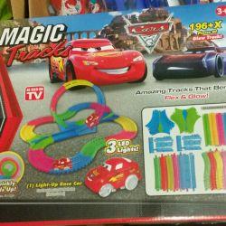 Magic Track Cars 196 μέρη.