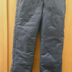 Warm new pants, size xs-s