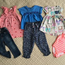 Girl's Clothing Package