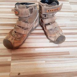 Half boots