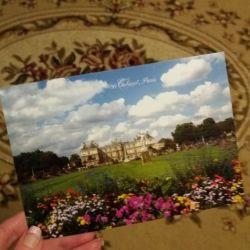 Postcard Paris