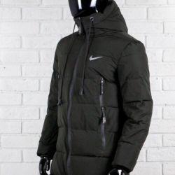 Пуховик Nike Khaky