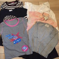 Package of clothes 3.9