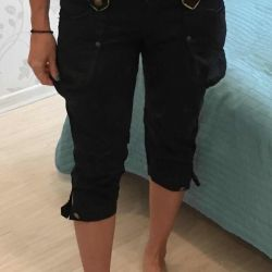 Breeches in the style of military 44-46