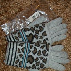 Новые перчатки/варежки