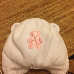 Girl hat for fur