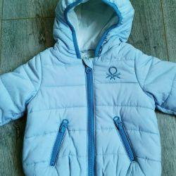 Jacket Benetton Baby, p.62