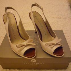 Sandals light beige PKaiser