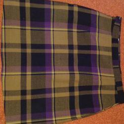 Short skirts, breeches