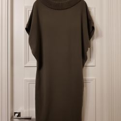 Dress Balenciaga original wool / cashmere