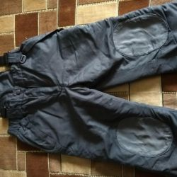 Winter pants.