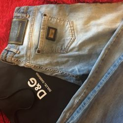 Jeans Dolce Gabanna Джин