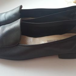 shoes, p.40, leather