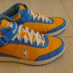 Кроссовки баскетбольные Reebok D'Funkd 28.5см