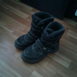 Ботинки 38 р-р