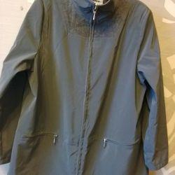 Новая демисезонная куртка  вugalux.    52-54