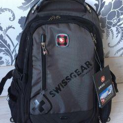 Wenger Swissgear SA-1460 backpack 17 inch gray