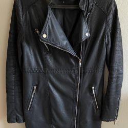 Coat Biker Jacket Reserved