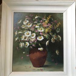 Painting Bouquet