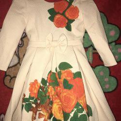 Güzel elbise, yeni
