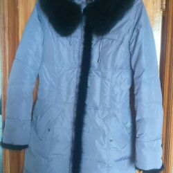 Down jacket winter female