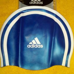 Adidas hat new swimming