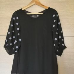 Chiffon blouse p. 46-48