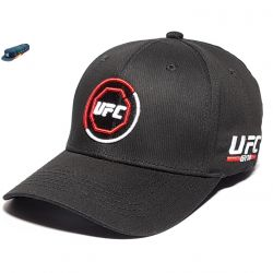 UFC Fight Nights flexible Baseball Cap (Black)