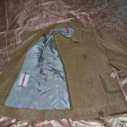 Leather jacket from Spain
