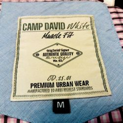 Camp David Chicago shirt