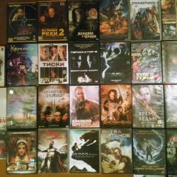 DVD movies and much more!