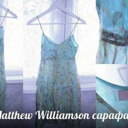 Matthew Williamson sundress